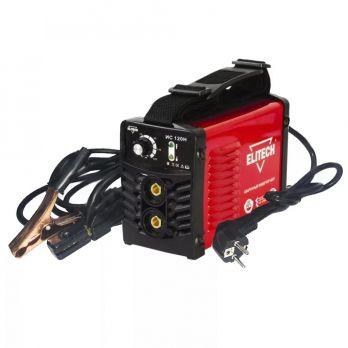 Купить Сварочный аппарат ММА Elitech ИС 120Н цена 3350 руб