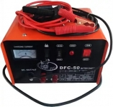 Купить Пуско-зарядное устройство Nikkey DFC-50 цена 3350 руб