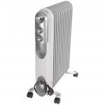 Купить Масляный радиатор Ресанта ОМПТ-12 Н цена 2800 руб