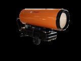 Купить Дизельная тепловая пушка Профтепло ДН-105П оранжевая с дисплеем Цена 39900 руб