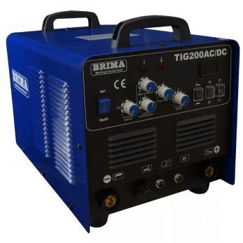 Аргоновая сварка BRIMA TIG-200 AC/DC цена 28900 руб