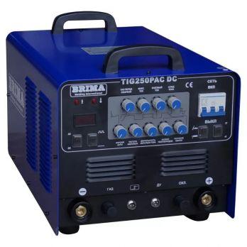 Аргоновая сварка BRIMA TIG-250P AC/DC цена 55950 руб
