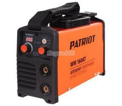 Купить Сварочный аппарат PATRIOT  WM 160 AT цена 6890 руб
