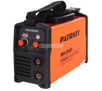Купить Сварочный аппарат PATRIOT WM 200 AT цена 11780 руб