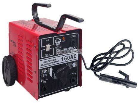 Купить Сварочный аппарат Patriot 160 AC Цена 4800 руб