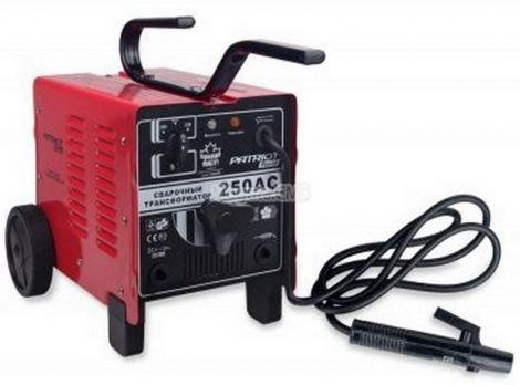 Купить Сварочный аппарат Patriot Power 250 AC цена 7100 руб