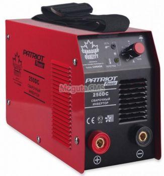 Купить Сварочный аппарат PATRIOT POWER 250 DC цена 10890 руб