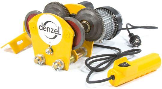 Электрическая каретка для тельфера DENZEL T-1000 Москва