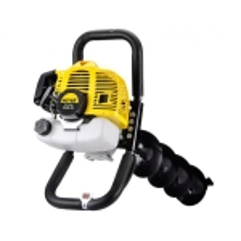 Купить  Мотобур бензиновый HUTER GGD-52, цена 5600 руб, Москва