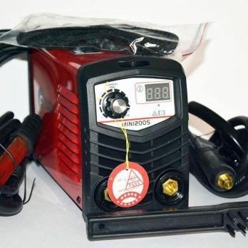 Сварочный аппарат инверторный EDON MINI-200S