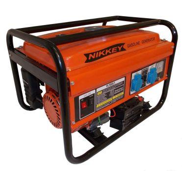 Купить Бензиновый генератор Nikkey PG 3000 1 цена 10950 руб Москва