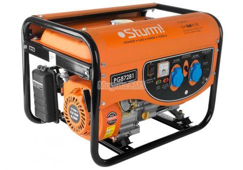 Бензиновый генератор Sturm PG 87281