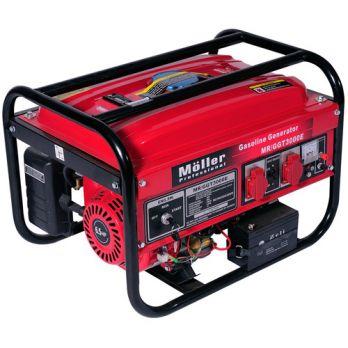 Бензиновый генератор Moller MR GGT 3000 E