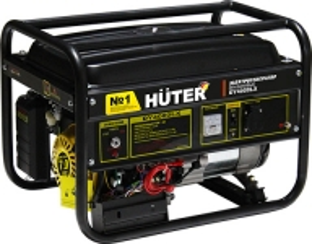 Купить Бензиновый генератор Huter DY 4000 LХ, цена 14000 руб Москва