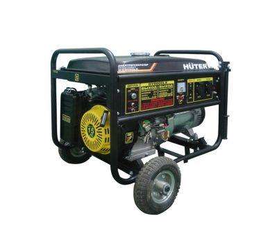 Купить Бензиновый генератор Huter DY 8000 LX цена 25800 руб Москва