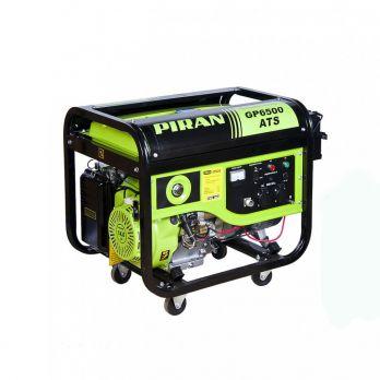 Бензиновый генератор PIRAN GP 6500 ATS