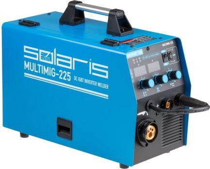 Полуавтомат сварочный Solaris MULTIMIG-225
