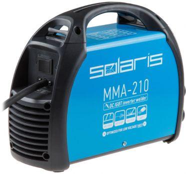 Инвертор сварочный SOLARIS MMA-210