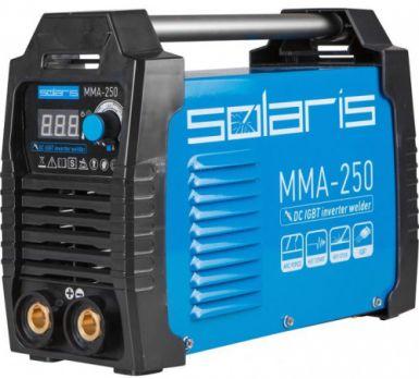 Сварочный аппарат Solaris MMA-250 (MMA)