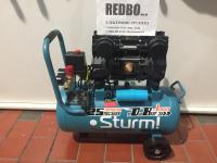 Компрессор безмасляный бесшумный Sturm AC93224OL