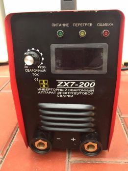 Сварочный аппарат Herz ZX7-200 (MMA)