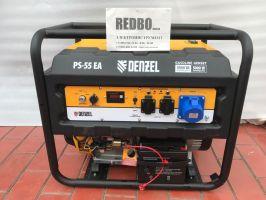 Бензиновый генератор DENZEL PS 55 EA_1