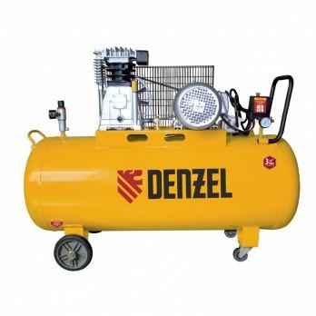Компрессор Denzel DR5500/300, масляный ременный