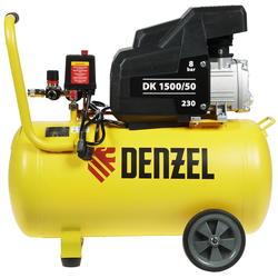 Компрессор воздушный Denzel DK1500/50, Х-PRO