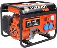 Бензиновый генератор PATRIOT BR 1500