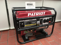 Бензиновый генератор PATRIOT GB 6500E