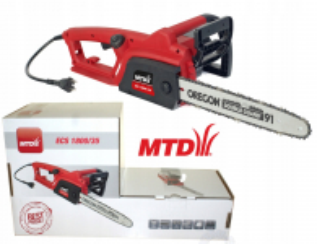 Электрическая цепная пила MTD ECS 1800/35