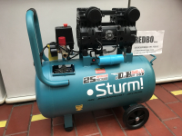 Компрессор бесшумный Sturm AC93250OL