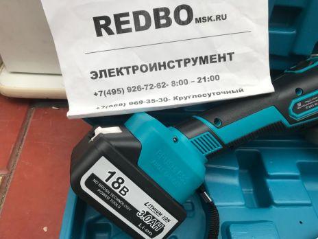 Аккумуляторная УШМ Handtek AG 18-125 li 2