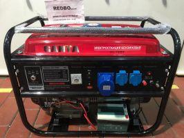Бензиновый генератор GANTA BG 7500Е
