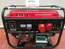 Бензиновый генератор GANTA BG 7500Е-3