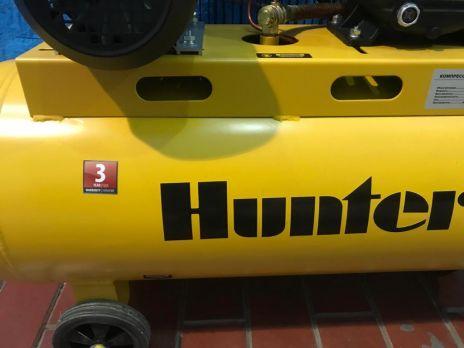 Компрессор Hunter ас 490/100 D