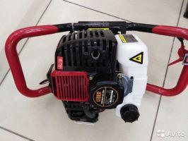 Мотобур бензиновый LIDER GD-2000